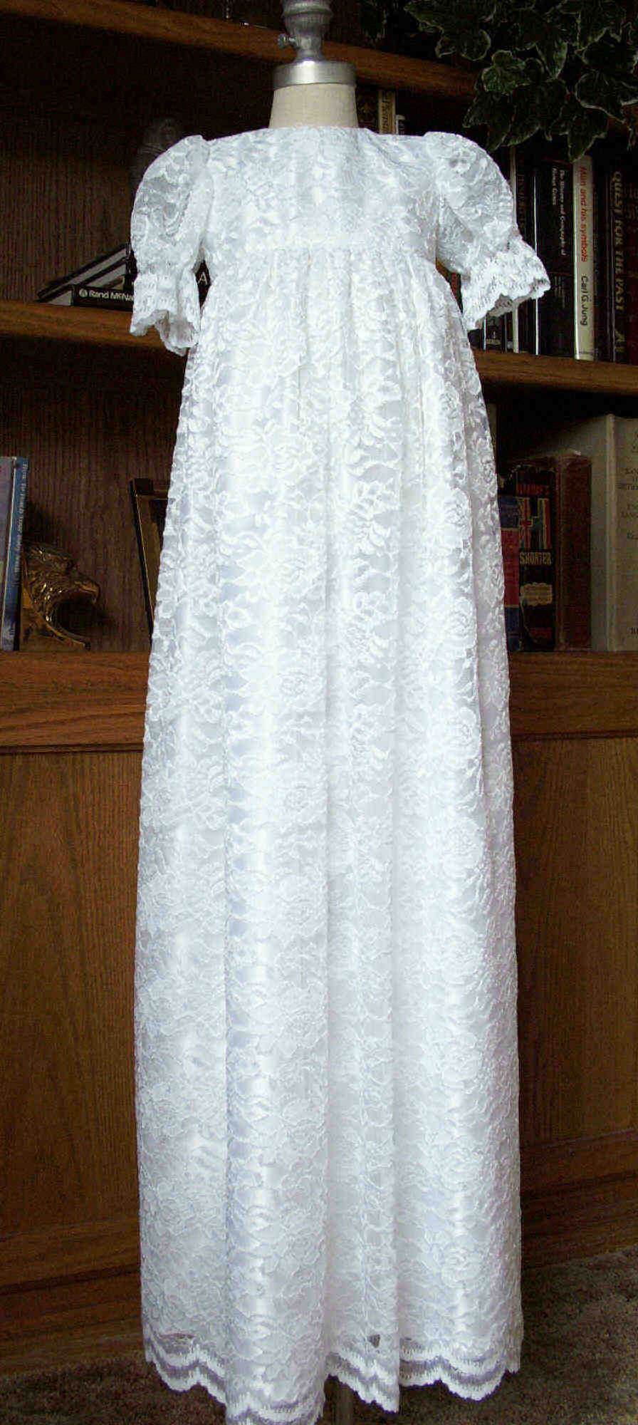 Windsor Lace Gown